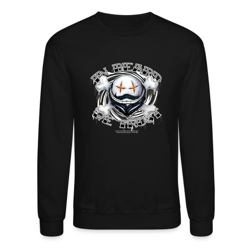 in beard we trust - Crewneck Sweatshirt