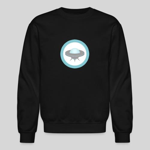 ALIENS WITH WIGS - Small UFO - Crewneck Sweatshirt