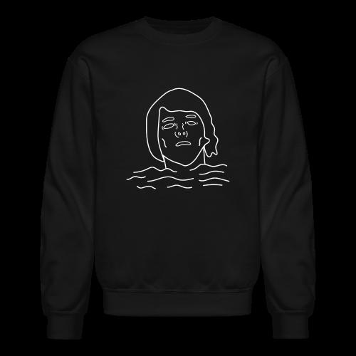 'swimmin' - Crewneck Sweatshirt