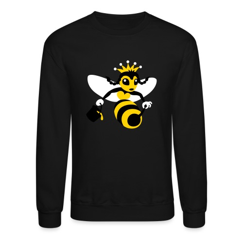 Queen Bee - Unisex Crewneck Sweatshirt