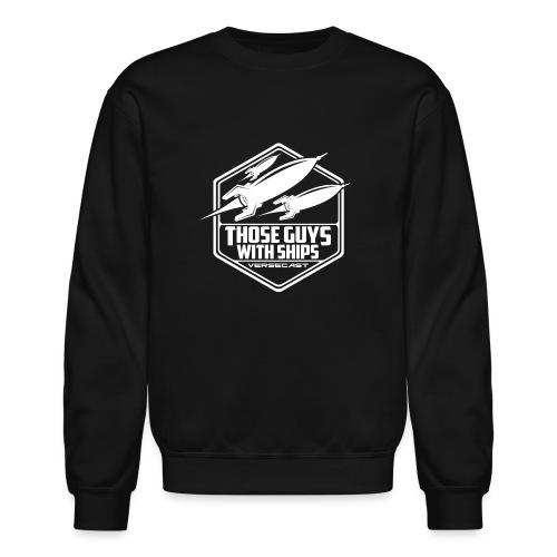 TGWS B&W - Crewneck Sweatshirt