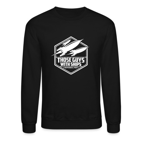 TGWS B&W - Unisex Crewneck Sweatshirt