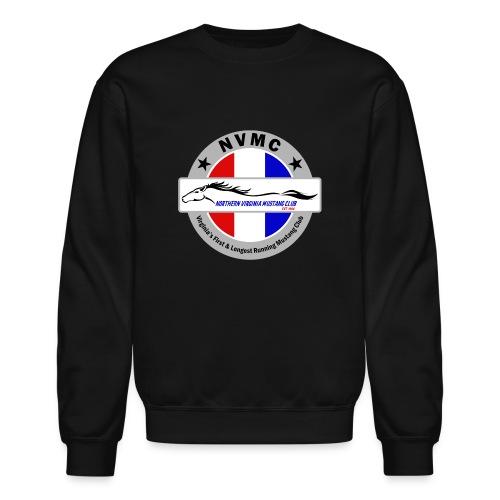 Circle logo - Unisex Crewneck Sweatshirt