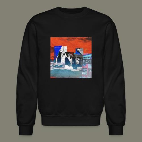 DEAD PREZ LEGENDS Crewneck (Smaller Brand Logo) - Unisex Crewneck Sweatshirt