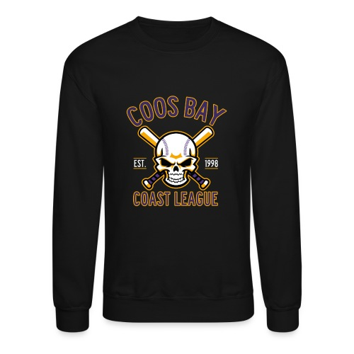 cbcl fullclr for darks - Crewneck Sweatshirt