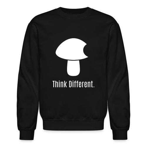 Think Different. - Unisex Crewneck Sweatshirt