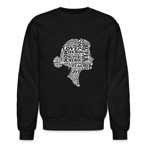 Mother Definition, Teacher Mom, Great Teacher Mom - Crewneck Sweatshirt