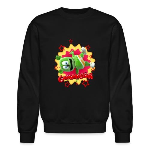 Gummibär Starburst - Crewneck Sweatshirt