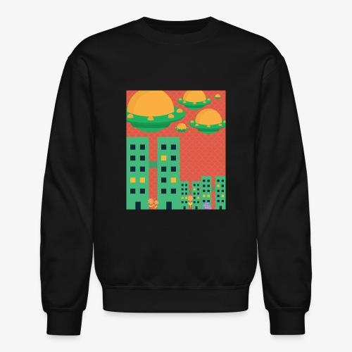 wierd stuff - Crewneck Sweatshirt