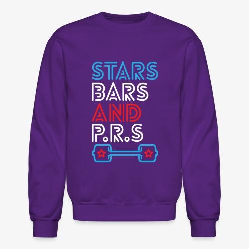 Stars, Bars And PRs - Crewneck Sweatshirt