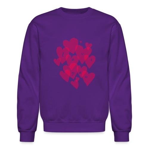 love you - Crewneck Sweatshirt