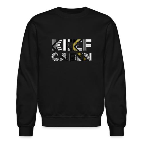 Keef Caben Remix EP Design WHT - Unisex Crewneck Sweatshirt