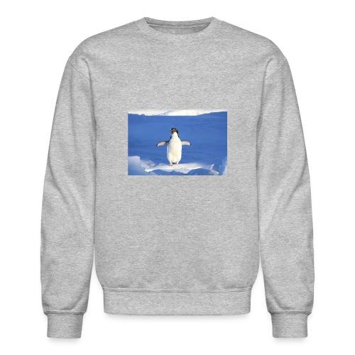 Mr. Penguin - Crewneck Sweatshirt