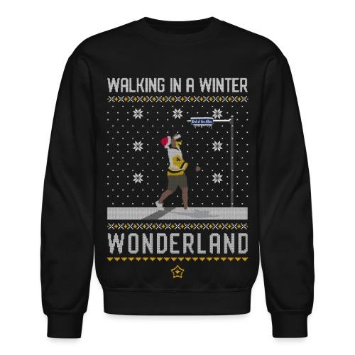 2018_Walking Winter Wonde - Crewneck Sweatshirt