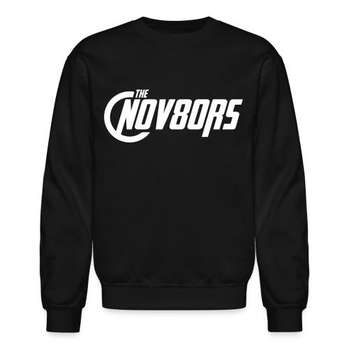 The Nov8ors - Crewneck Sweatshirt