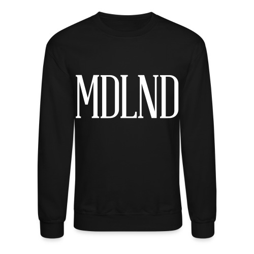 Original Logo Black - Crewneck Sweatshirt