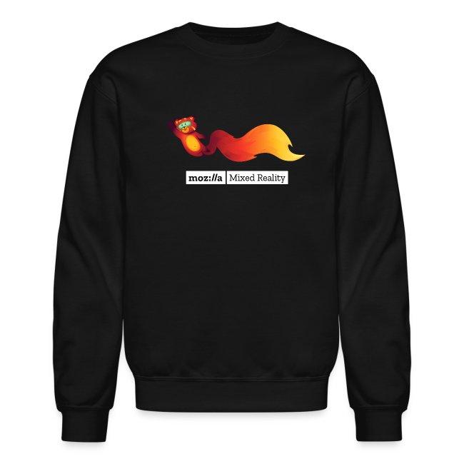Foxr Flying (white MR logo)