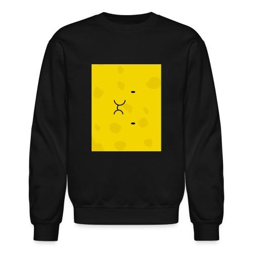 Spongy Case 5x4 - Unisex Crewneck Sweatshirt