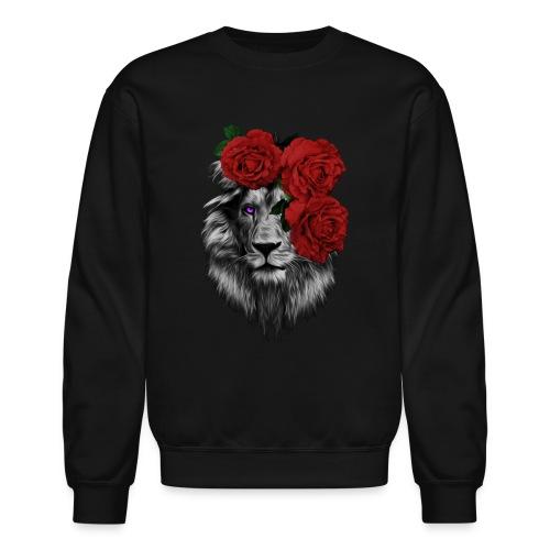 Forever Endeavor Lion - Crewneck Sweatshirt