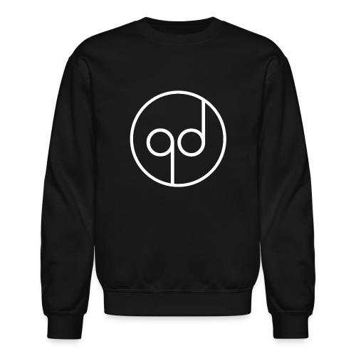 White Icon - Crewneck Sweatshirt