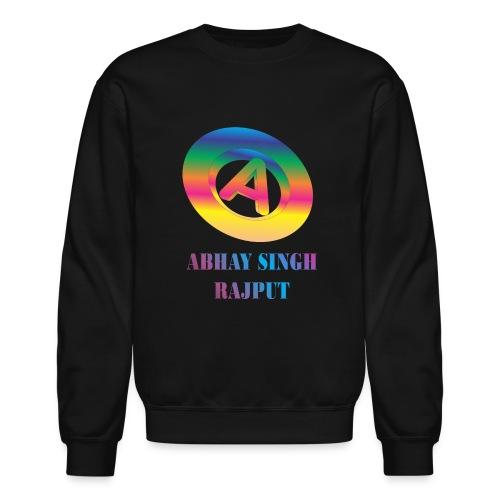 abhay - Unisex Crewneck Sweatshirt