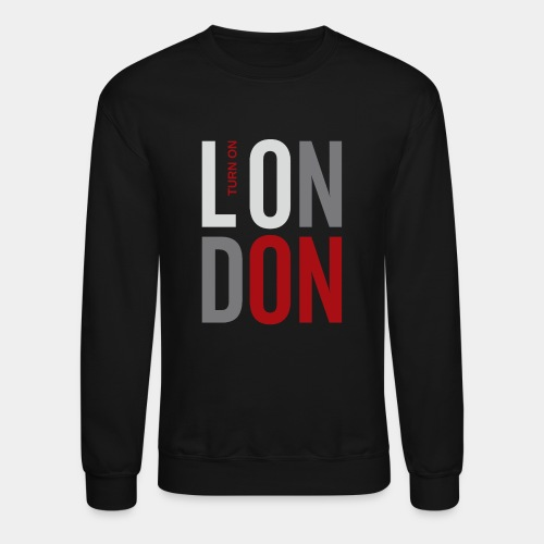 london england great britain - Crewneck Sweatshirt