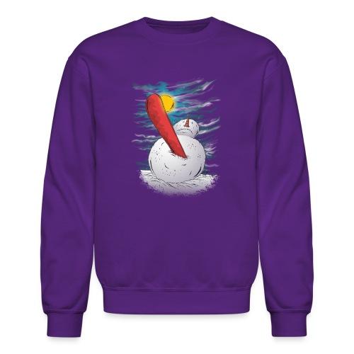 the accident - Crewneck Sweatshirt