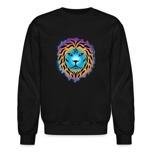 Zen Lion - Unisex Crewneck Sweatshirt