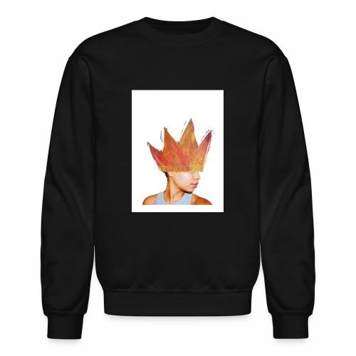 Melanin Crown - Crewneck Sweatshirt