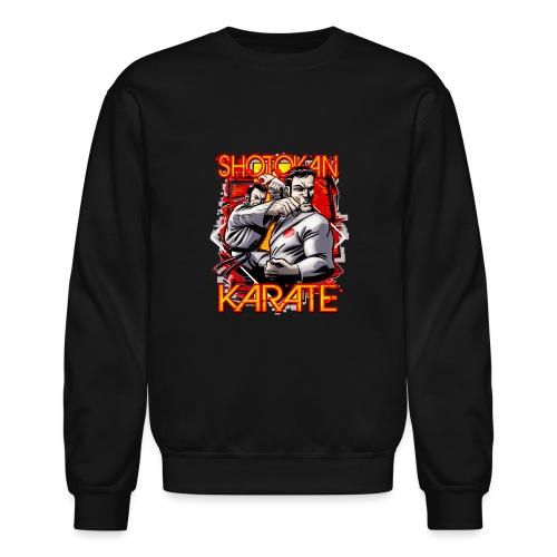 Shotokan Karate - Unisex Crewneck Sweatshirt