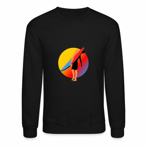 SURFER - Crewneck Sweatshirt