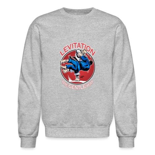 Judo Levitation for dark shirt - Crewneck Sweatshirt
