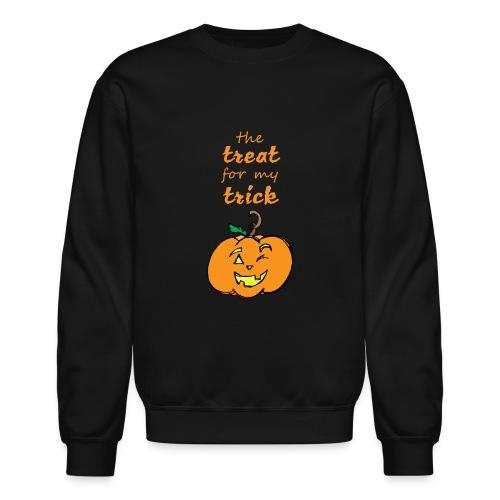 Trick or Treat Maternity - Crewneck Sweatshirt