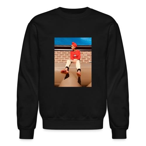 Flamin_Danger - Crewneck Sweatshirt