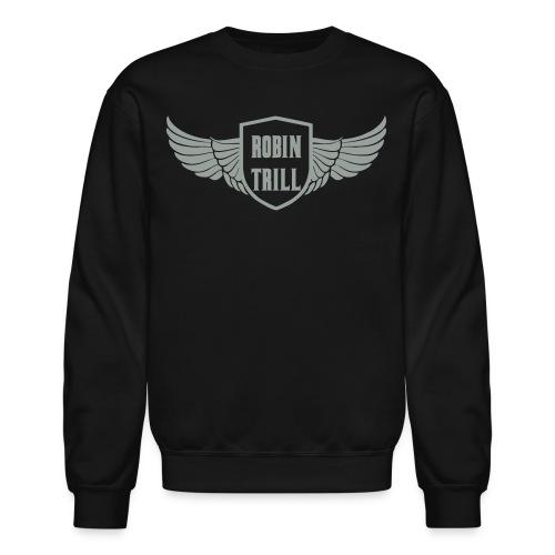 Robin Trill Wingz - Unisex Crewneck Sweatshirt