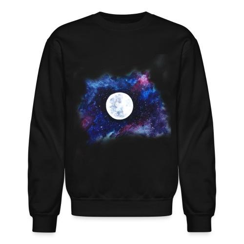moon shirt - Crewneck Sweatshirt