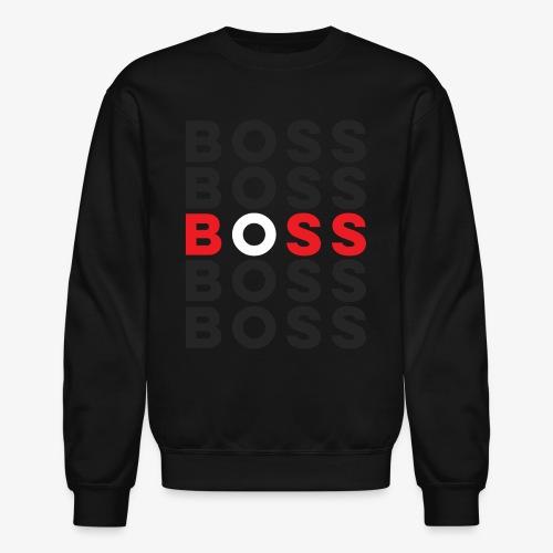 BOSS RED - Crewneck Sweatshirt