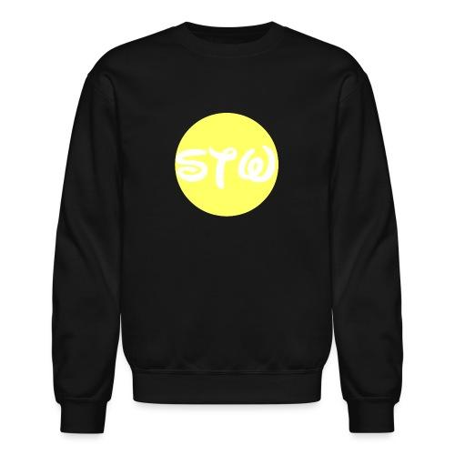 STW YELLOW LOGO - Crewneck Sweatshirt