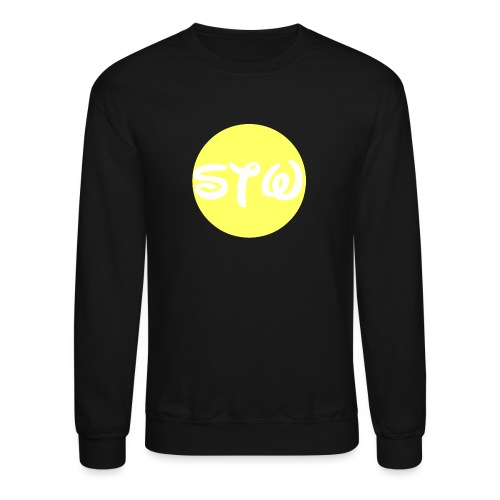 STW YELLOW LOGO - Unisex Crewneck Sweatshirt