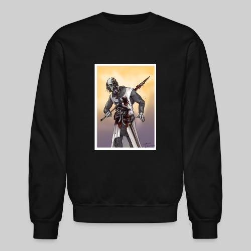 Zombie Crusader - Crewneck Sweatshirt