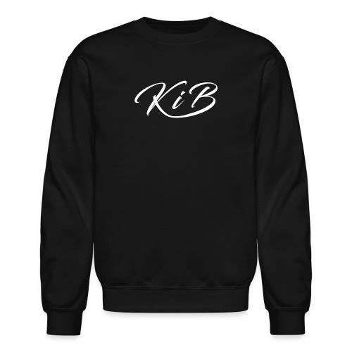 KiB Letter Logo png - Crewneck Sweatshirt