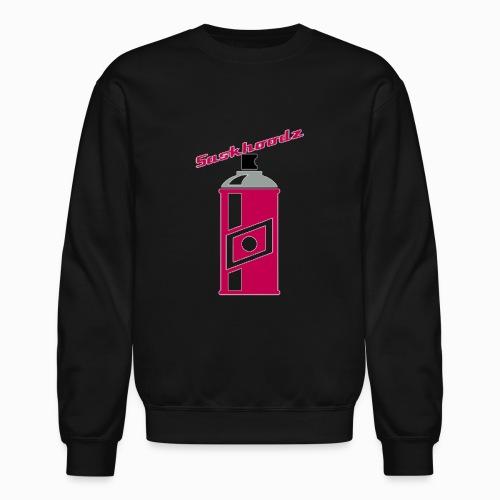 saskhoodz paint - Unisex Crewneck Sweatshirt