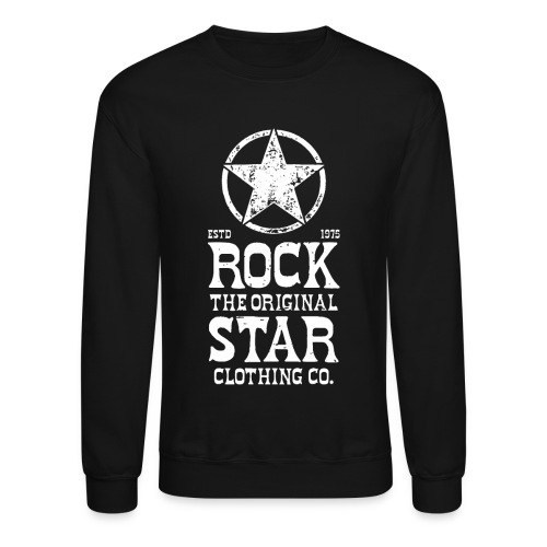 original rock star - Unisex Crewneck Sweatshirt