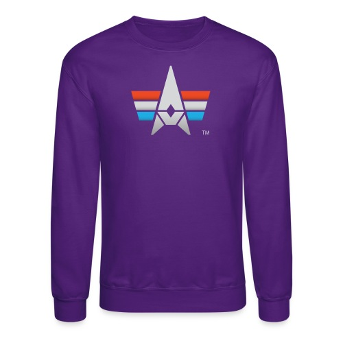 BHK Icon full color stylized TM - Crewneck Sweatshirt