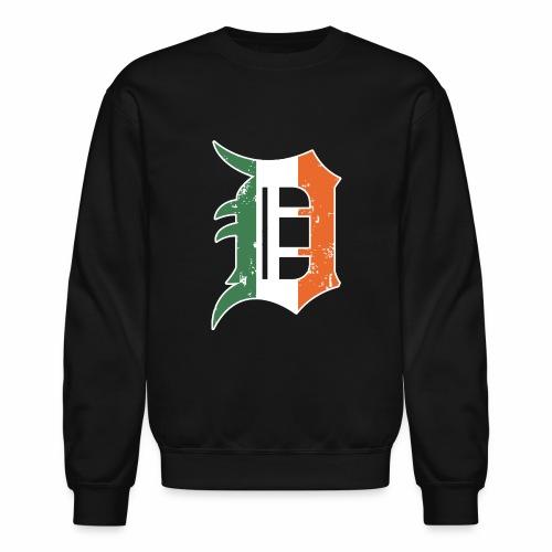IRISH D - Unisex Crewneck Sweatshirt