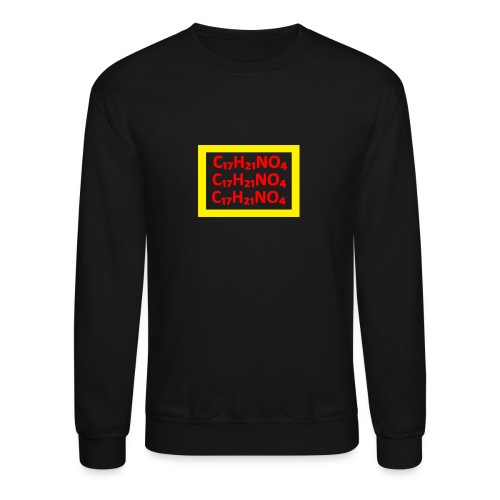 The Formula YELLOW/RED - Crewneck Sweatshirt