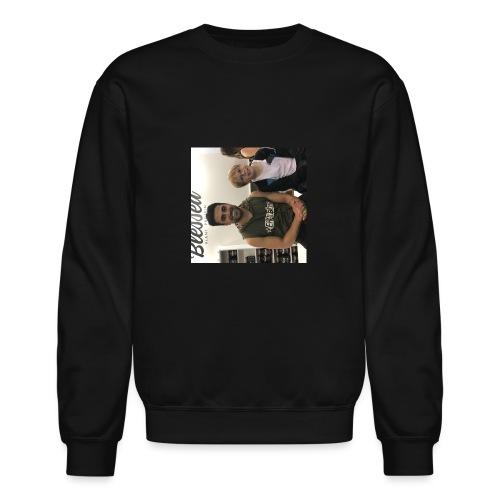 me with gorge janko - Crewneck Sweatshirt