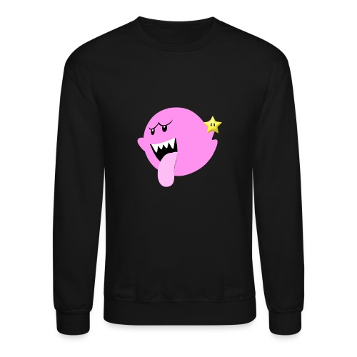 Masterstarman Pink Boo #2 - Crewneck Sweatshirt