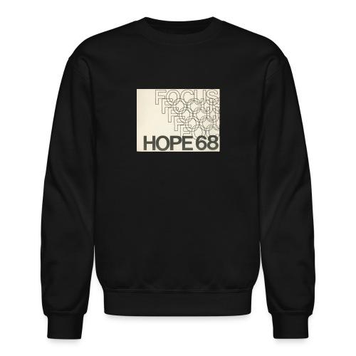 Vintage Focus: HOPE Logo - Unisex Crewneck Sweatshirt