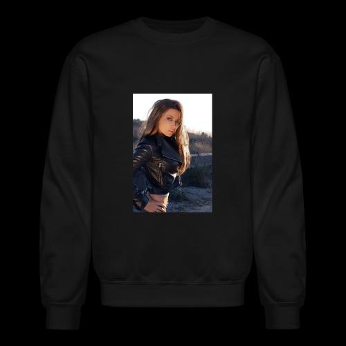Rebecca Grant tuff and sexy - Crewneck Sweatshirt